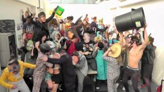 preview picture of video 'Pendleton Creative Arts do the Harlem Shake'