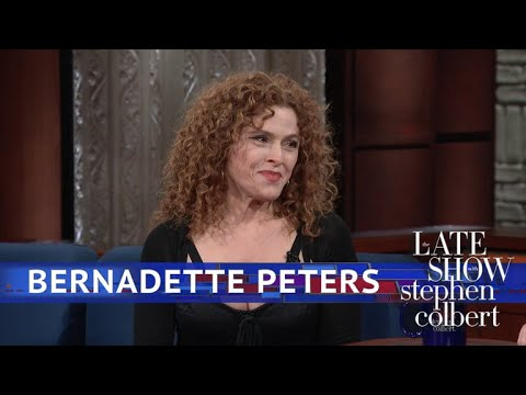 Bernadette Peters Changed Her Name When She Was Five