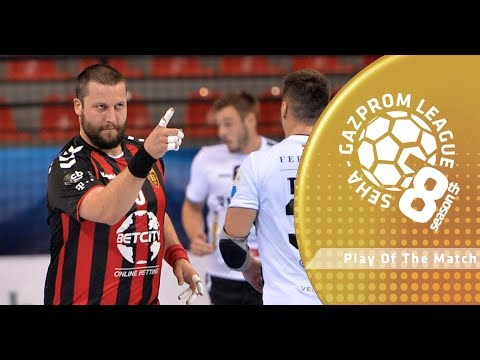 Play of the match: Stojanche Stoilov (Izvidjac vs Vardar)