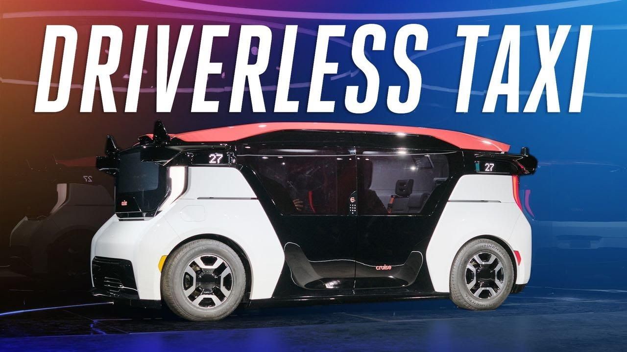 Exclusive look at Cruise's first fully driverless car thumbnail