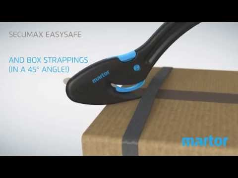 Safety Knife | SECUMAX EASYSAFE