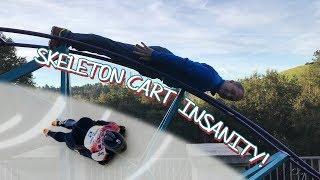 Skeleton Cart Insanity Part 1