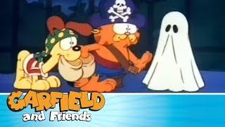 🕯️ Garfield's Halloween Adventure ️🎃 Garfield & Friends 👻