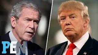 George W. Bush On Trump: