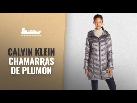 10 Mejores Ventas Chamarras De Plumón De Calvin Klein: Calvin Klein Women's Mid-Length Packable