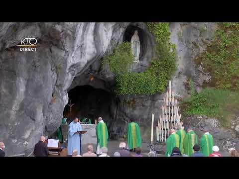 Messe du 6 septembre 2020 à Lourdes