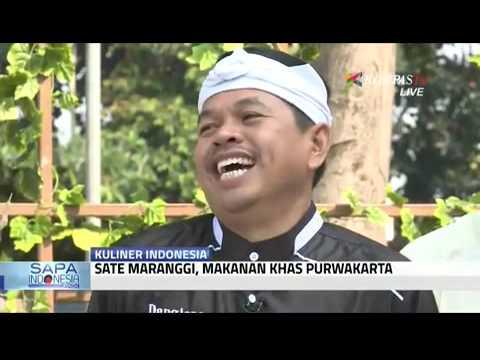 Video Sate Maranggi, Kuliner Khas Purwakarta x264