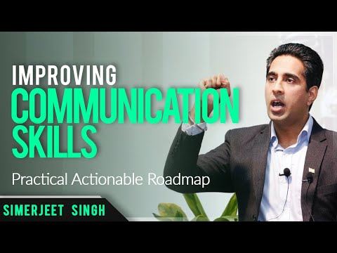 English Communication Skills Training Video by Simerjeet Singh ...