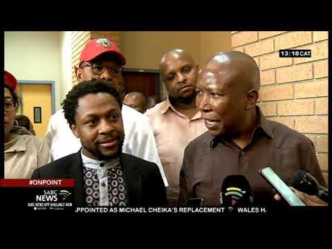 EFF's Malema, Ndlozi assault case postponed to March 2020