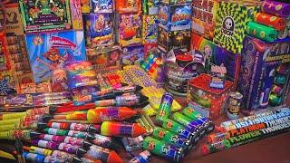 2020 Fireworks Stash