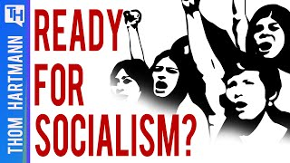 Are Americans Ready To Embrace Socialism? (w/ Richard Wolff )