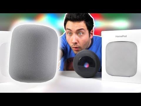 J'ai acheté le HomePod d'Apple ! (introuvable en France)