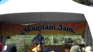 Chris Baron - Big Fat Funky Booty (Spin Doctors song) - Mountain Jam 2011
