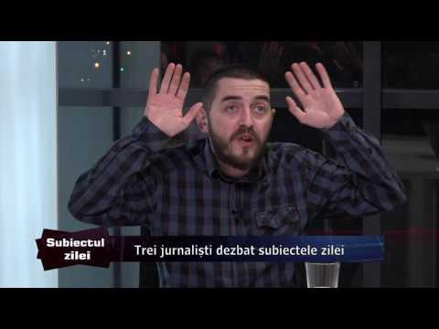Emisiunea Subiectul Zilei – 15 martie 2017