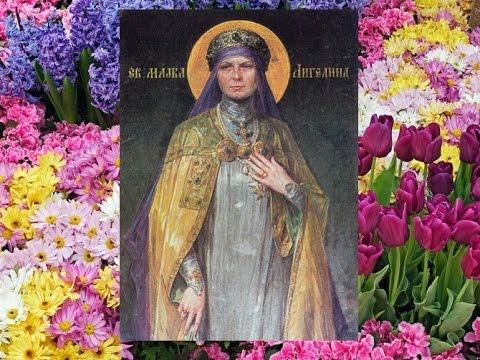 Блаженная Ангелина Сербская (Бранкович)деспотисса,преподобная