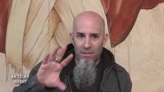 SCOTT IAN ANTHRAX I'M THE MAN COMPLETE UNCENSORED INTERVIEW