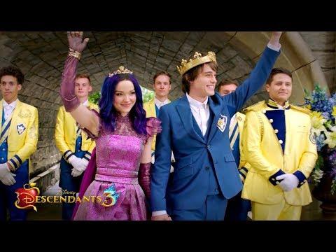 Descendants 3 | Uma's Revenge 🐚| Descendientes 3 | La venganza de Uma (Sub. Español)