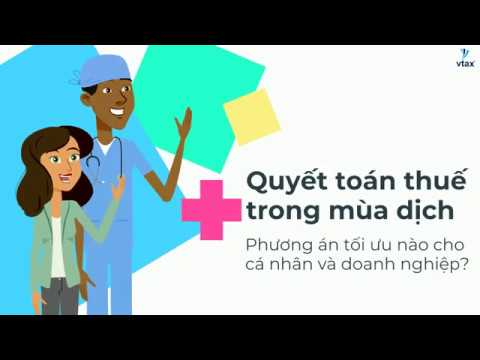Hỗ trợ quyết toán thuế TNCN 2019 trong mùa dịch Covid