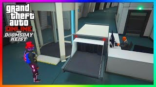 """GTA 5 Online - FACILITY EXPLAINED! - How To Buy/Use A Facilities - """"GTA 5 ONLINE THE DOOMSDAY HEIST"""""""