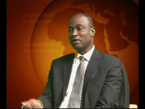 Cynthia Eguridu interviews Dr Samura Kamara Part 1