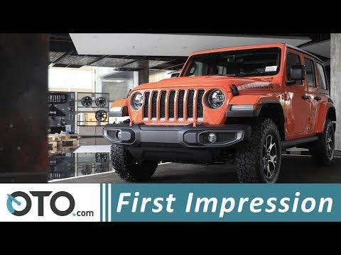 Jeep Wrangler JL 2018 | First Impression | Lebih Mewah | OTO.com