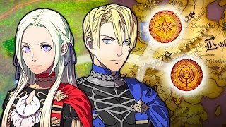 Fire Emblem: Three Houses Full Trailer Analysis & Breakdown (FE16) - dooclip.me