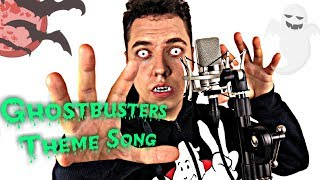 Ghostbusters by Ray Parker Jr. || Mr.Clark Cover