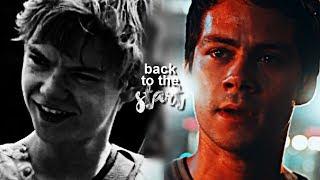 Newt & Thomas   Going back to the start. [Goodbye Newtmas!]