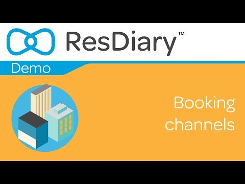 Booking channels