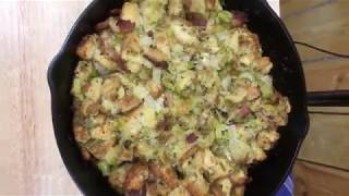 Grilled Stuffing