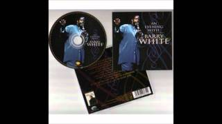 An Evening with Barry White (1999) 7.- Oh What A Night For Dancing