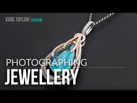product photography for commercial jewellery by karl taylor