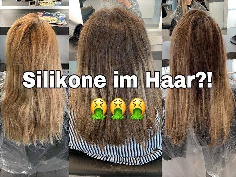 DIE WAHRHEIT über SILIKONE in euerem Haar?!