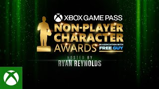 Xbox Game Pass NPC Awards anuncio