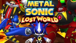 Sonic Lost World (PC) - Shadow The Hedgehog Mod - Самые