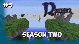 Minecraft Raven: The Gameshow (Season 2) #5 - The Fifth Day (Part 1/2)