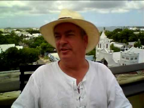 "Chris Rehm MUSIC ""Shanghai'd and Marooned in Key West"" promo  2010"