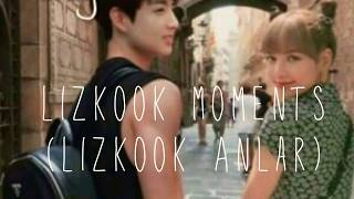 "LİZKOOK Moments GDA, SBS ""Lily ; Undo"" LİSA🐱&JUNGKOOK🐰={Yellow Love}"