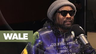Ebro In The Morning - Wale Makes Things VERY Awkward With Rosenberg