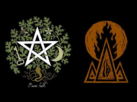 Antifascist Witchcraft - The Black Flame