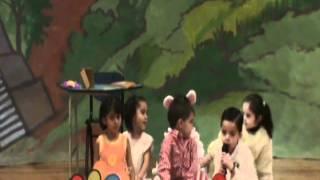 """Jardín De Niños """"Obra De Teatro Benito Juárez"""""""