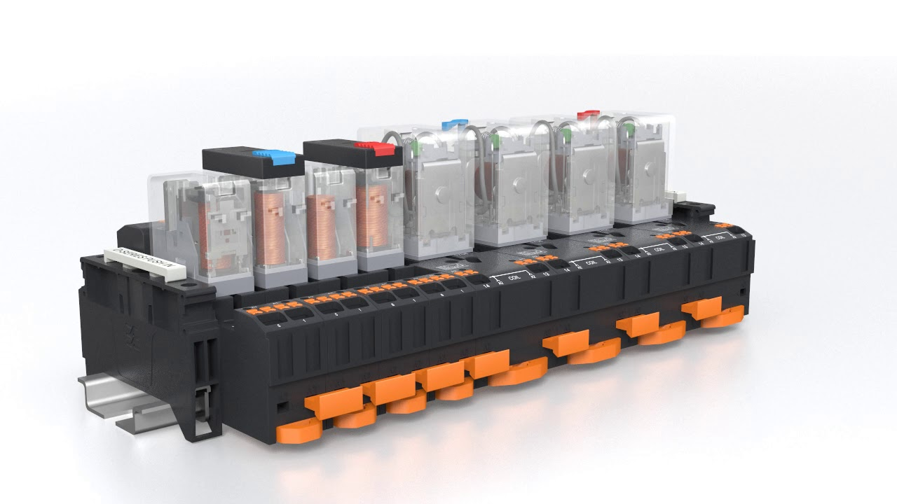 D-SERIES Relaiskoppler mit großer Vielfalt in einer Baureihe