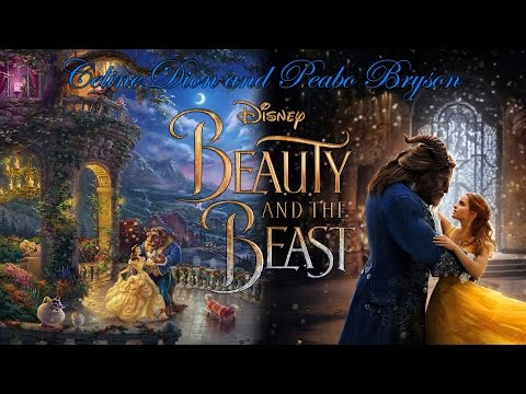 Beauty and the Beast - Celine Dion and Peabo Bryson | Lyrics