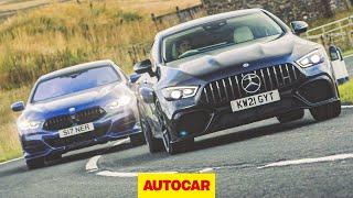[Autocar] Alpina B8 Gran Coupe vs Mercedes-AMG GT 63 S review