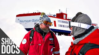 Antarctic Research Station: Living & Working at the Bottom of the World