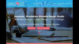 Sun Coast Web Studio - Video - 1