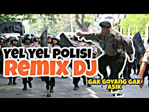 YEL YEL POLISI DJ REMIX | wevin de revolver #POLISI BERAKSI