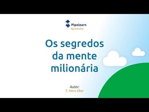 [Livro] Os segredos da mente milionária | T. Harv Eker [resenha animada]
