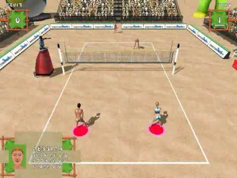 beach volley hot sports pc descargar