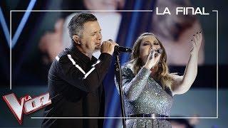 Alejandro Sanz and María Espinosa - 'Mi persona favorita' | The Final | The Voice Of Spain 2019